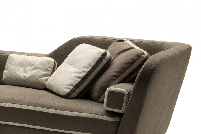 Rectangular and square box cushions, plus a comfy bolster