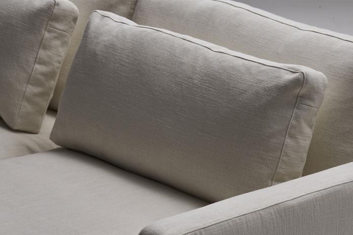 Lumbar pillow for dave sofas