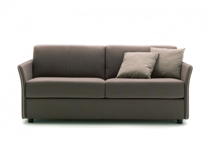 sofa bed with a choice of arms that allows you to configure the desired overall width