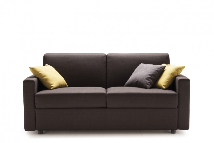 2-3 seater sofa bed for regular use with 18 cm thick mattress