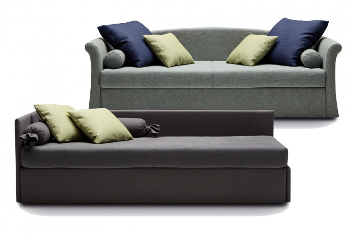 upholstered daybed with trundle, storage or drawers