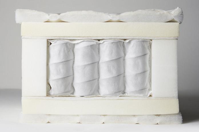 7 zone pocket sprung and memory foam hybrid mattress