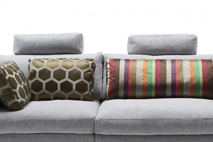 Headrest for Dave sofas