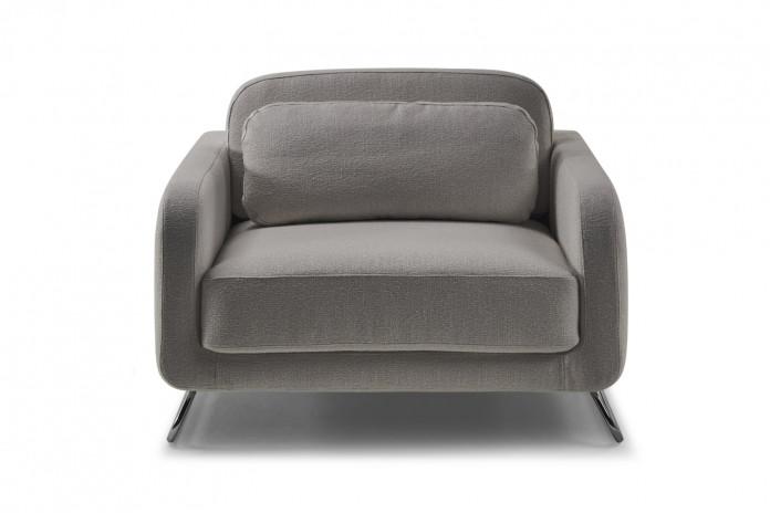 Ski leg armchair bed Freddie