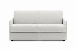 Slim 2-3 seater sofa with a choice of arm styles