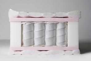 7 zone pocket sprung and polyurethane foam mattress